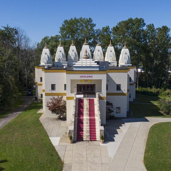 Hindu Cultural Society (HCS) Temple