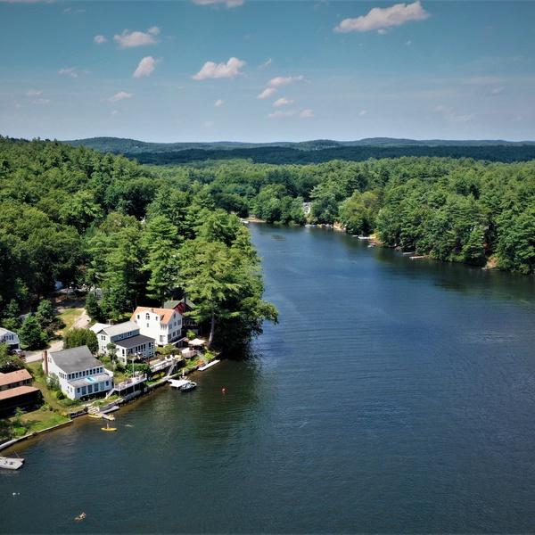 Lake Boon Homes