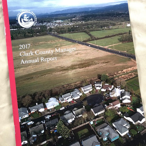 County Growth Report Cover