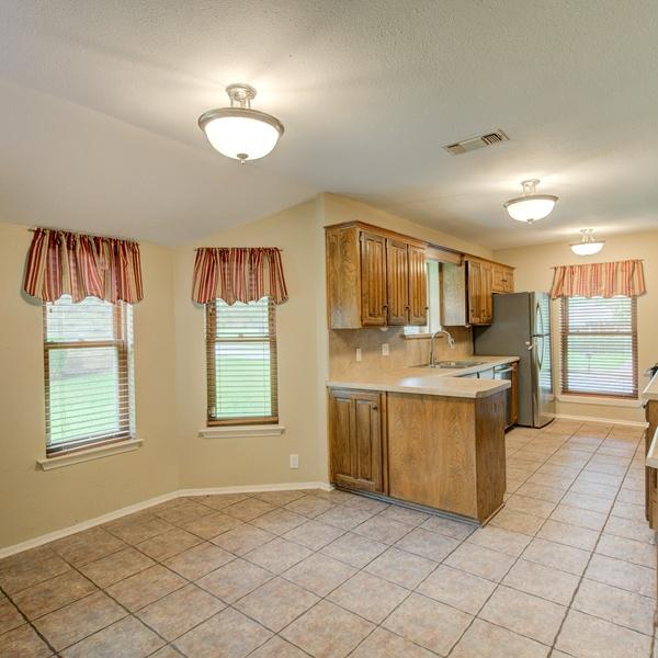 Interior - Kitchen & Dining Area