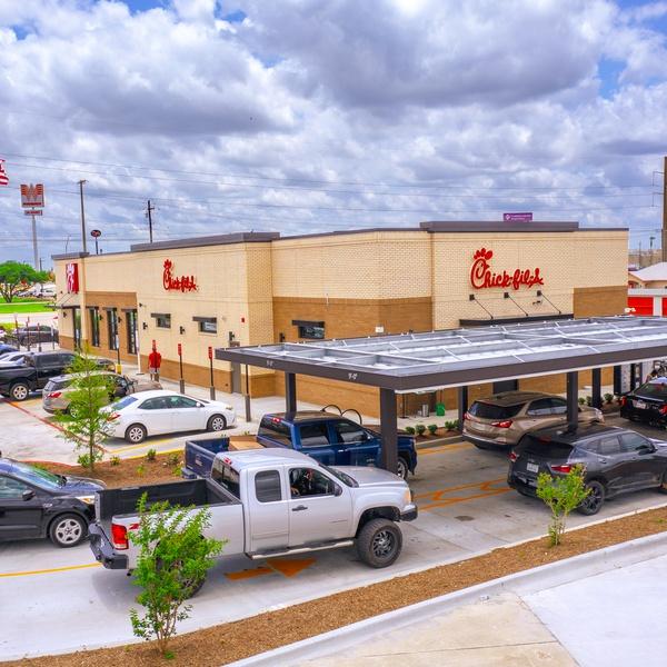 Chick-fil-A - Kingsville, Texas