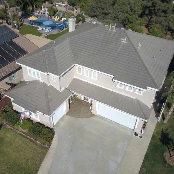 Isometric Picture of Client Home for Roof Survey