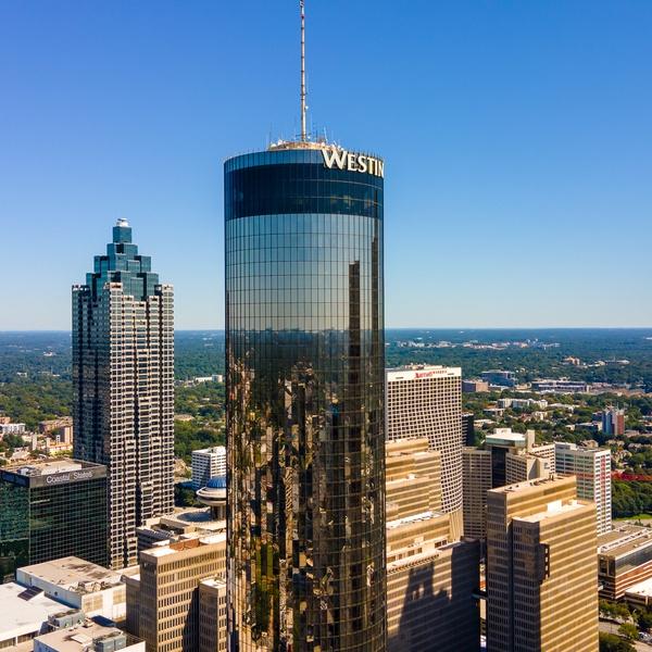 Westin Hotel Skyline - Downtown Atlanta, GA