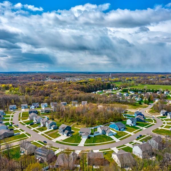 Sky View neighborhood, Kalamazoo