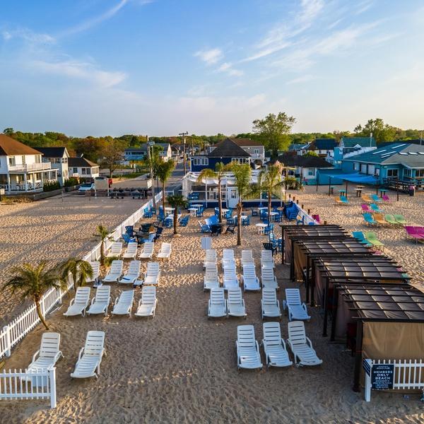 Beach Club.