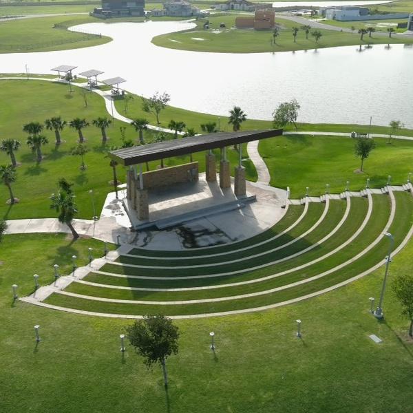 Amphitheater Tres Lagos