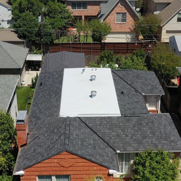 Roof Shoot