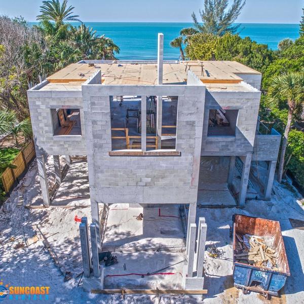 Construction Drone Sarasota