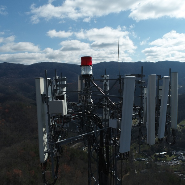 Cellular tower visual inspection