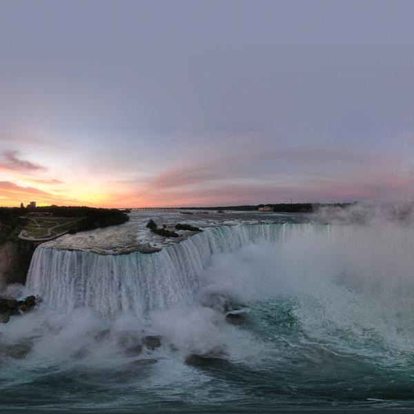 Niagara at Sunrise