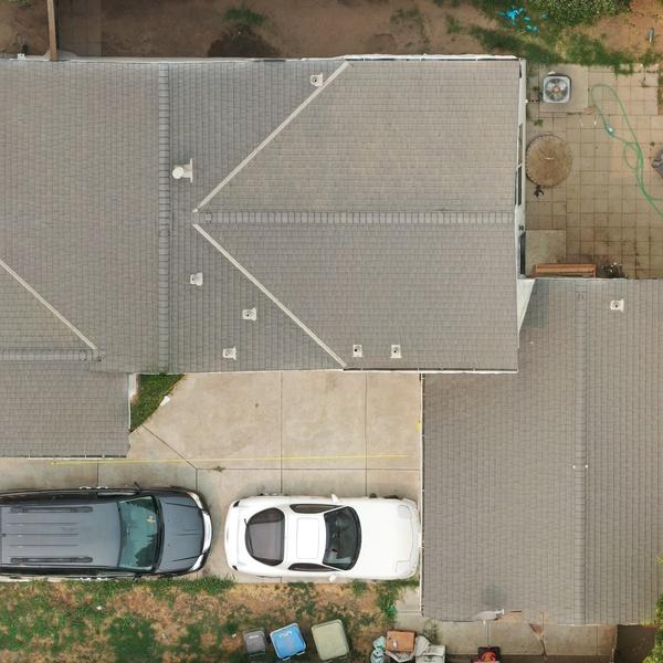 Solar Project Planning Orthomosaic