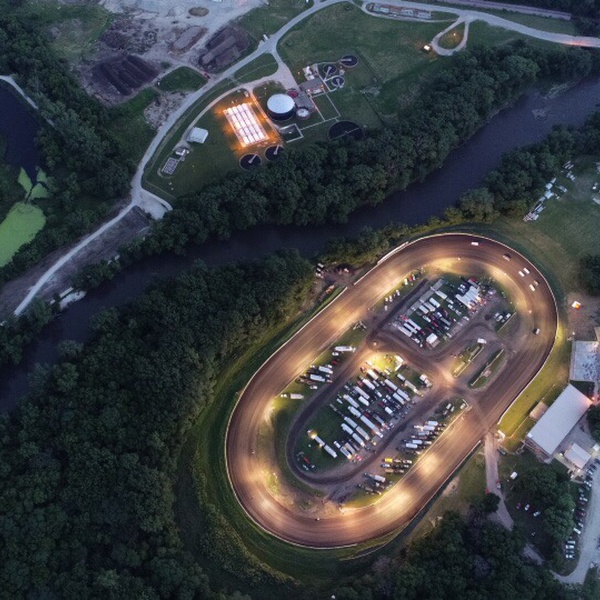 Webster county speedway