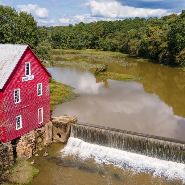 Starr's Mill - Fayetteville, GA