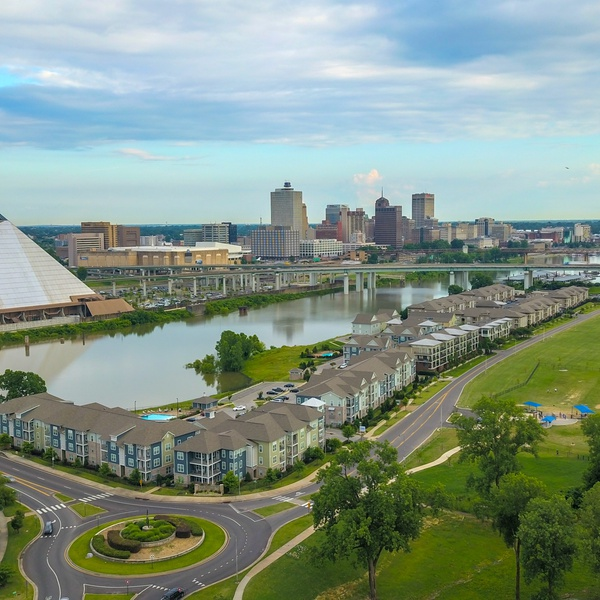 Downtown Memphis, Tenn