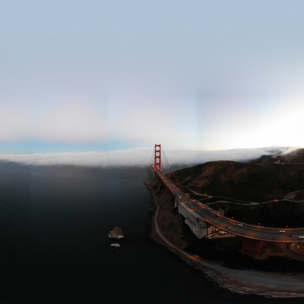 Golden Gate Clouds