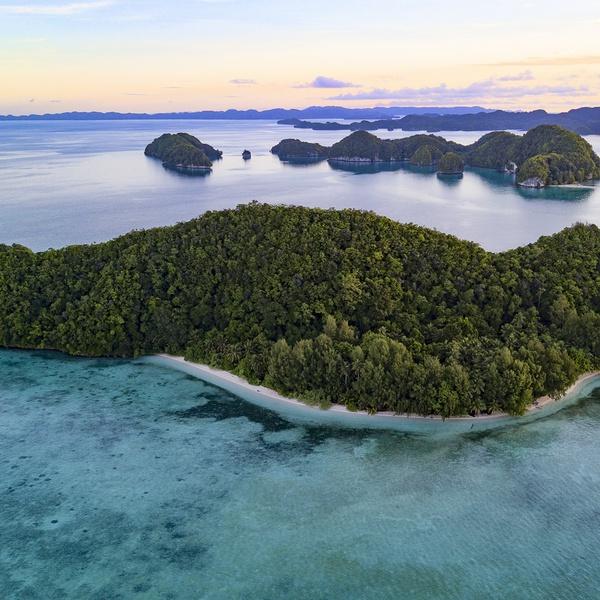 Sunrise German Channel, Palau