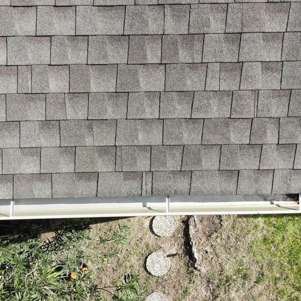 Roof Inspection Edge & Gutter