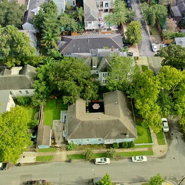 Random picture of houses in my neighborhood