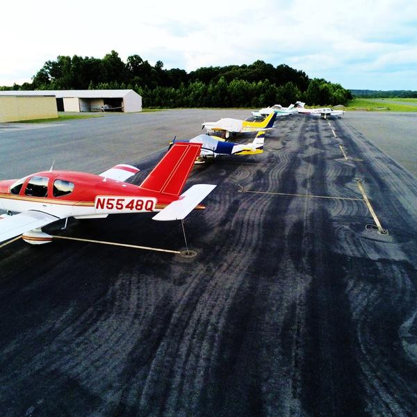 Lincolnton County Regional Airport