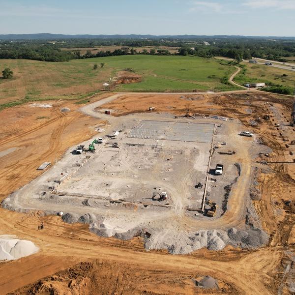 Construction Site Richmond, KY