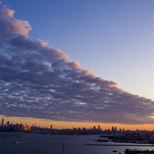 Sunrise NYC